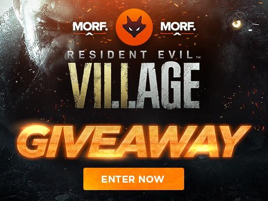 Resident Evil Village Morf_ Giveaway Giveaway Image