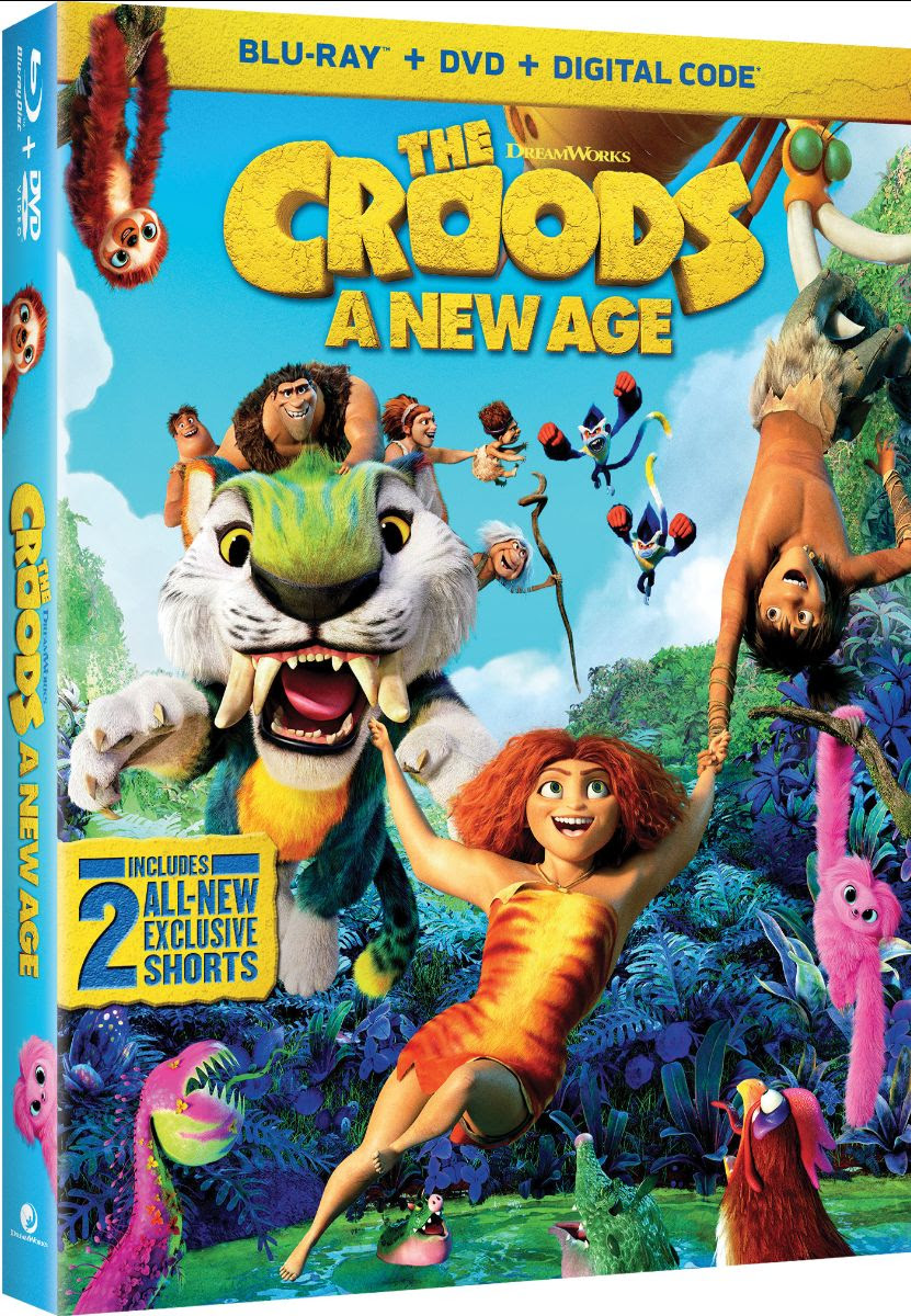 Dreamworks The Croods: A New Age Giveaway Image