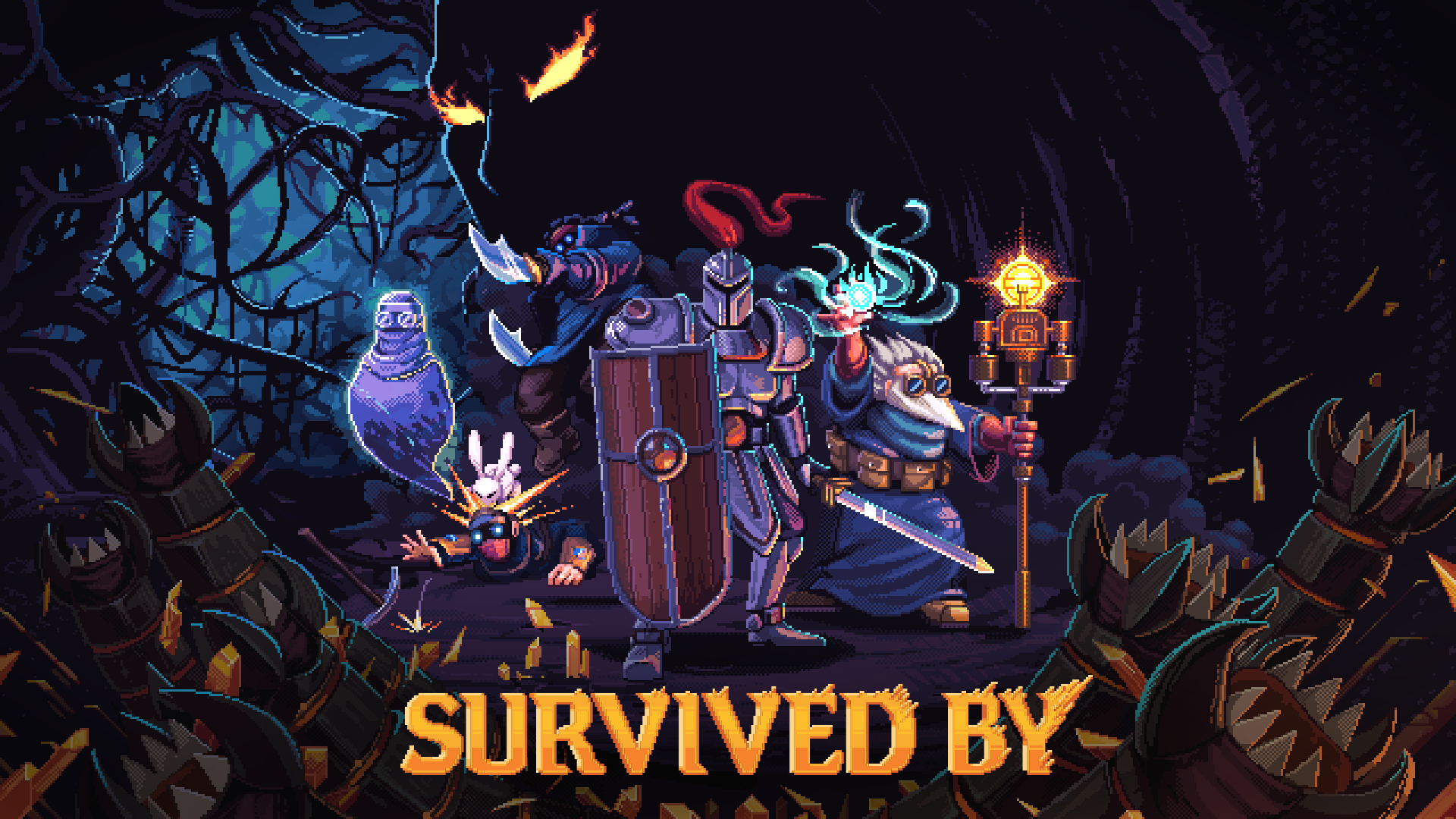 Survived By Closed Beta Key Giveaway