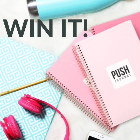 Enter for a chance to win three all-in-one planners! Giveaway Image