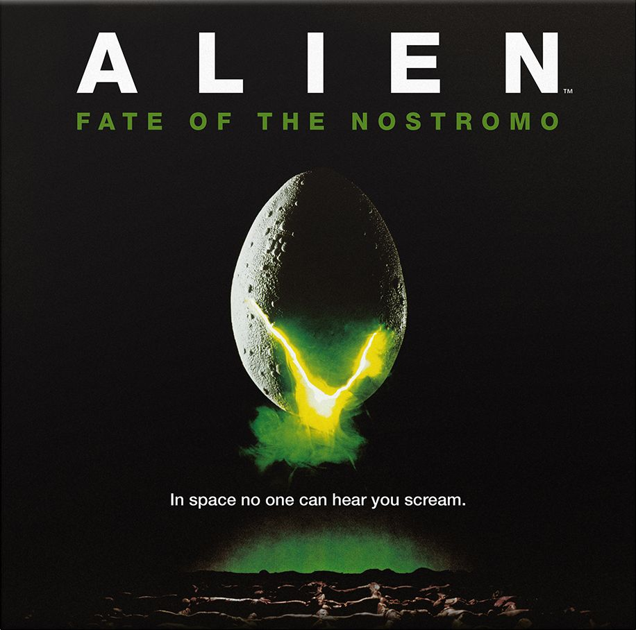 Win an Aliens board game | last 44 hours! Giveaway Image