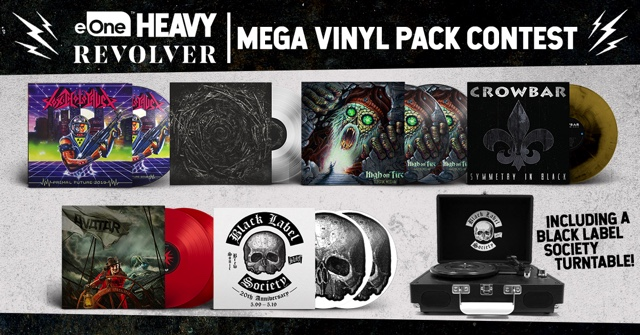 Wub a Mega Vinyl Pack Giveaway II Giveaway Image