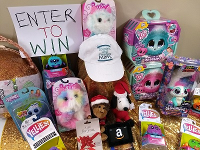 Popular Hard-to-Find Sold-Out Christmas Toys Giveaway Giveaway Image