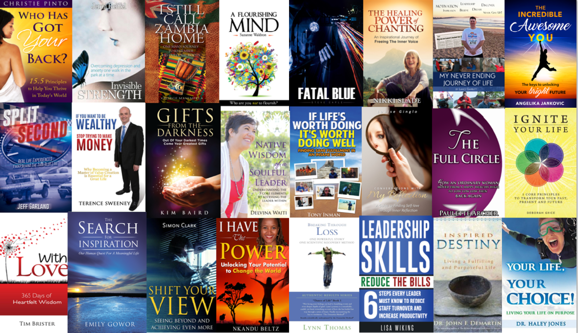 Win a $7,500 Book Publishing Package! Giveaway Image