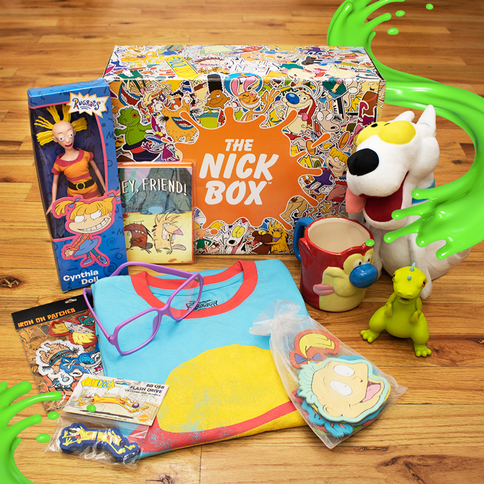 The Nick Box Giveaway