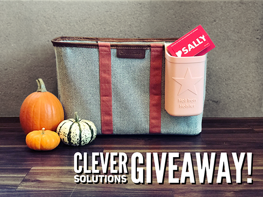 Clever Solutions Giveaway!