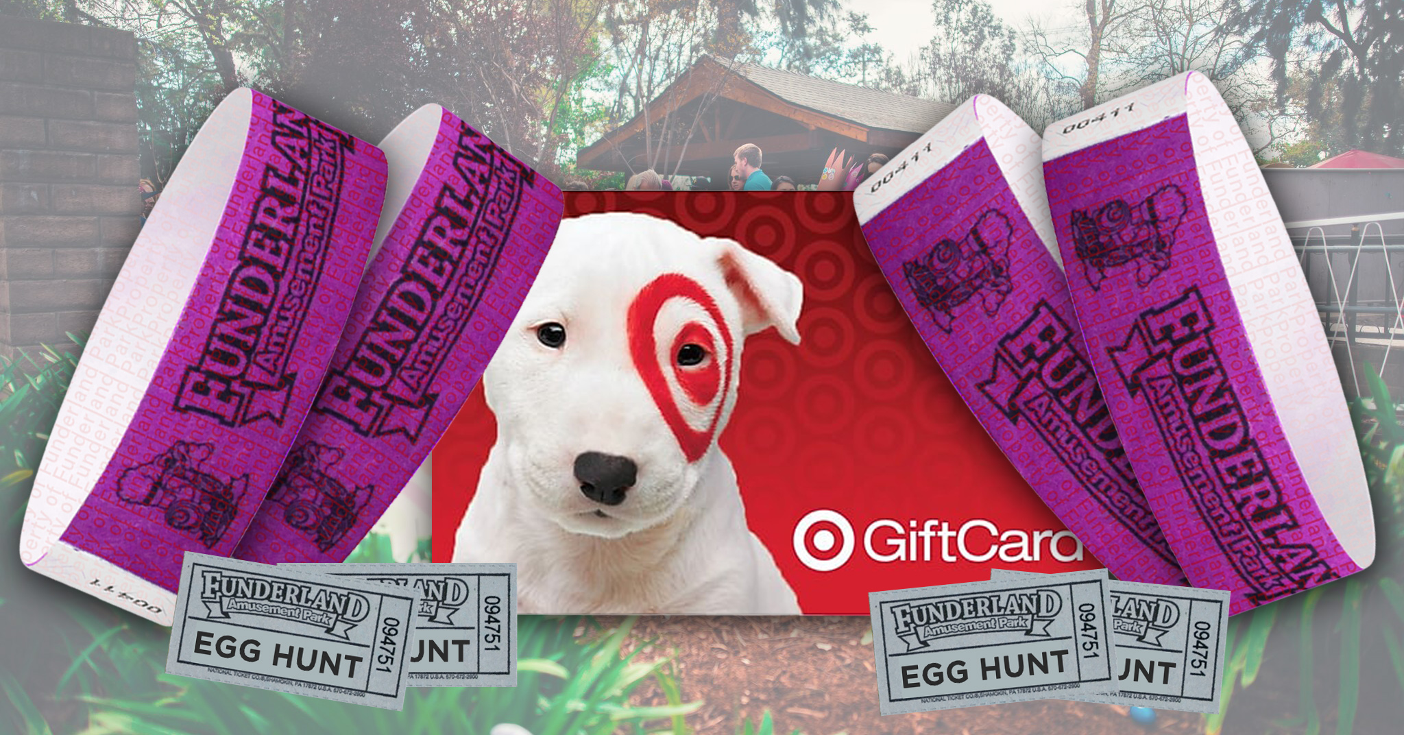 Win a $100 Target Gift Card Giveaway Image