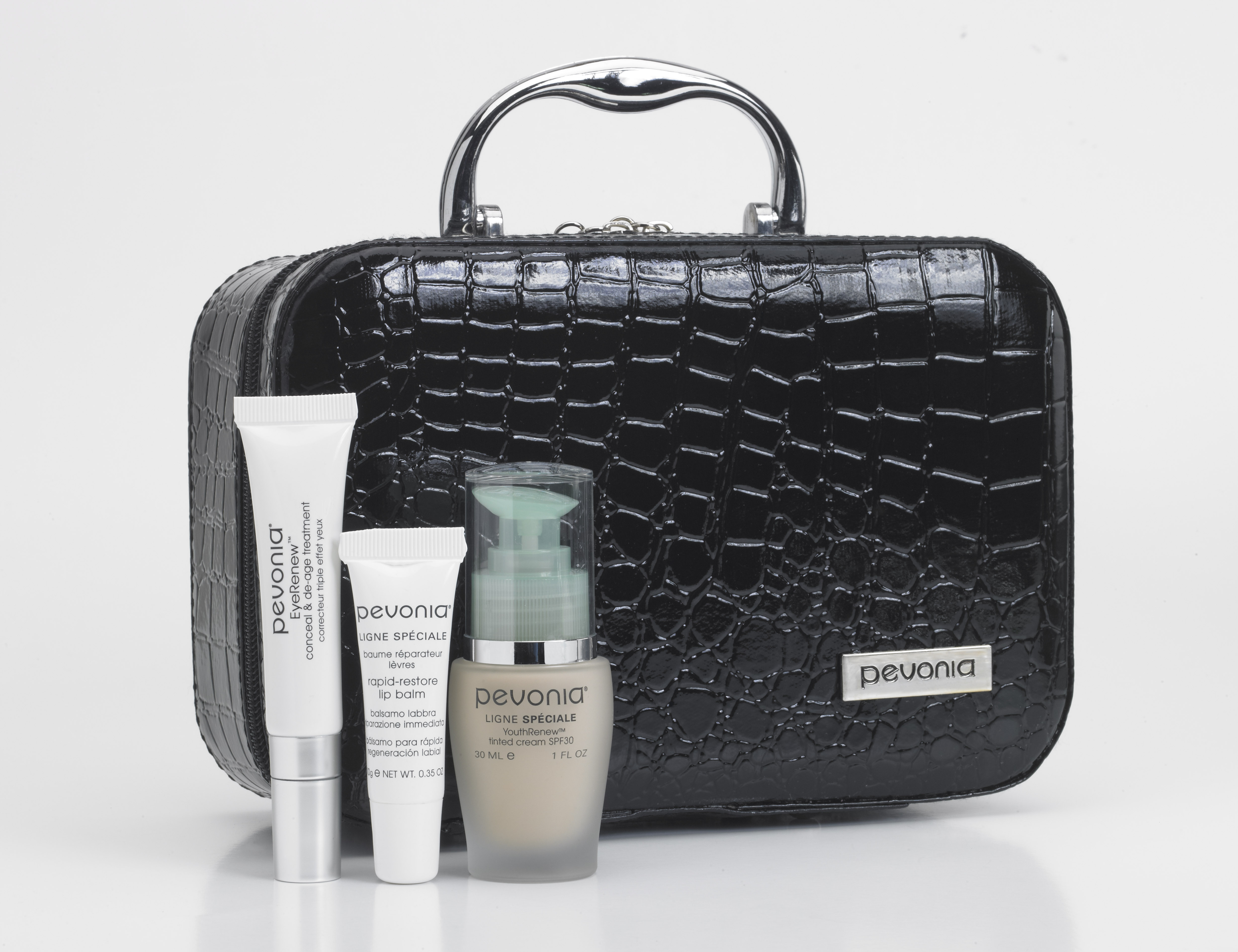 Win a Purse and Skincare Set from Pervonia! 04/15/2020 Giveaway Image