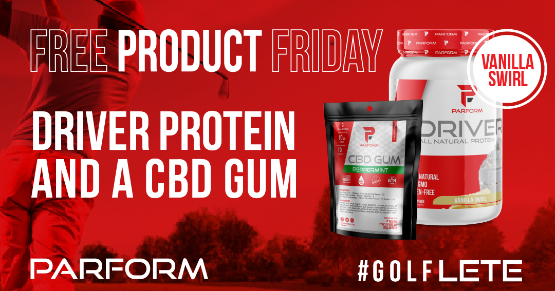 FREE Product Friday featuring Parform Giveaway Image