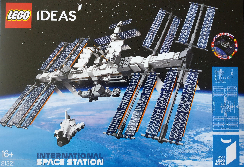 Win an International Space Station LEGO® set