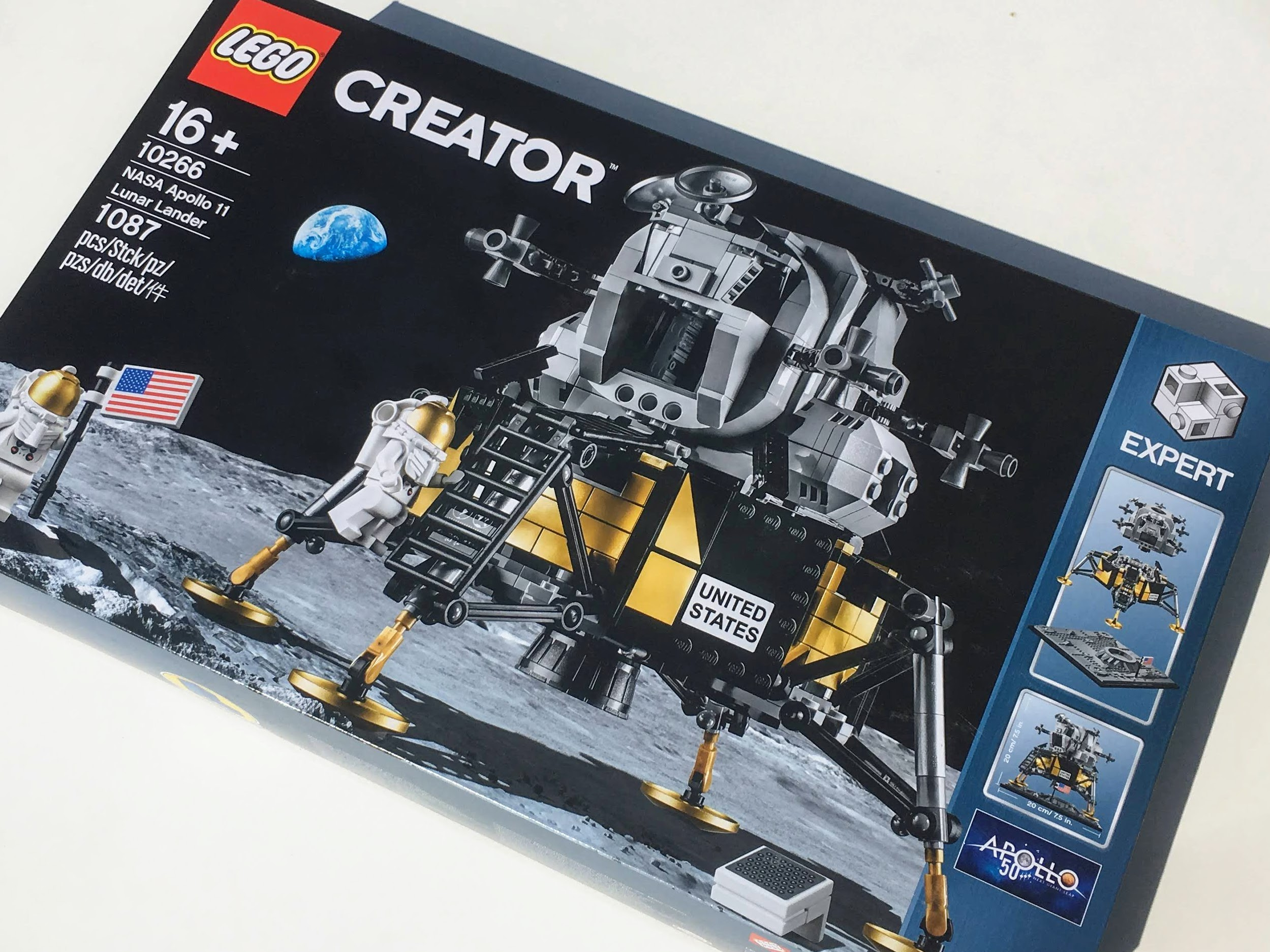 Win Apollo moon lander, Saturn V rocket and women of NASA LEGO® sets