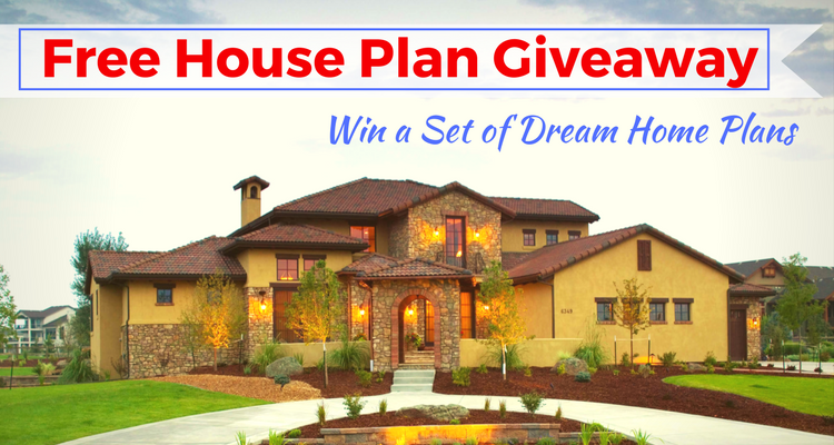 Free House Plans Giveaway | Build Your Dream Home