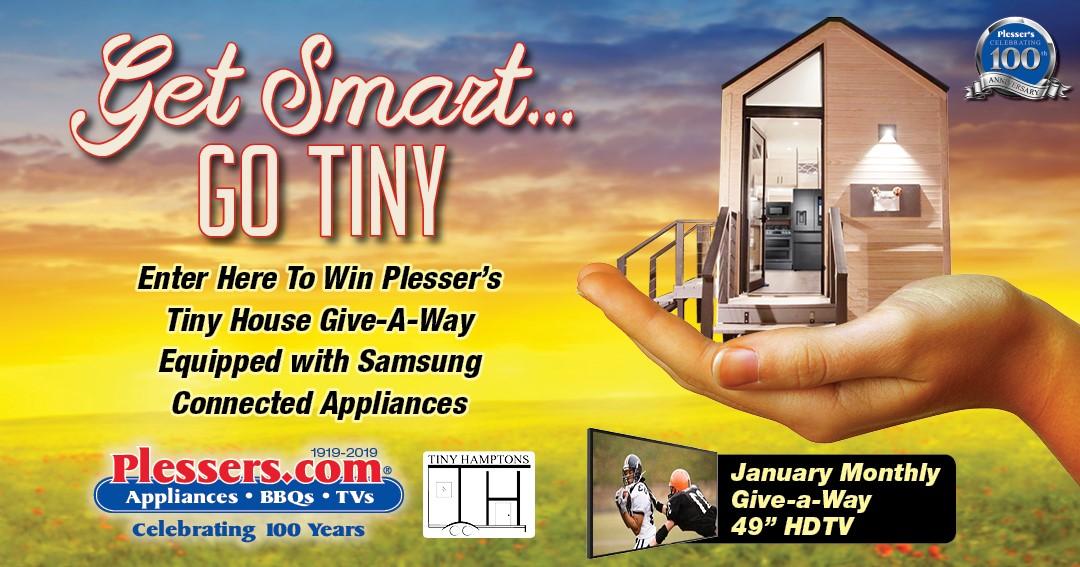 Get Smart. Go Tiny.