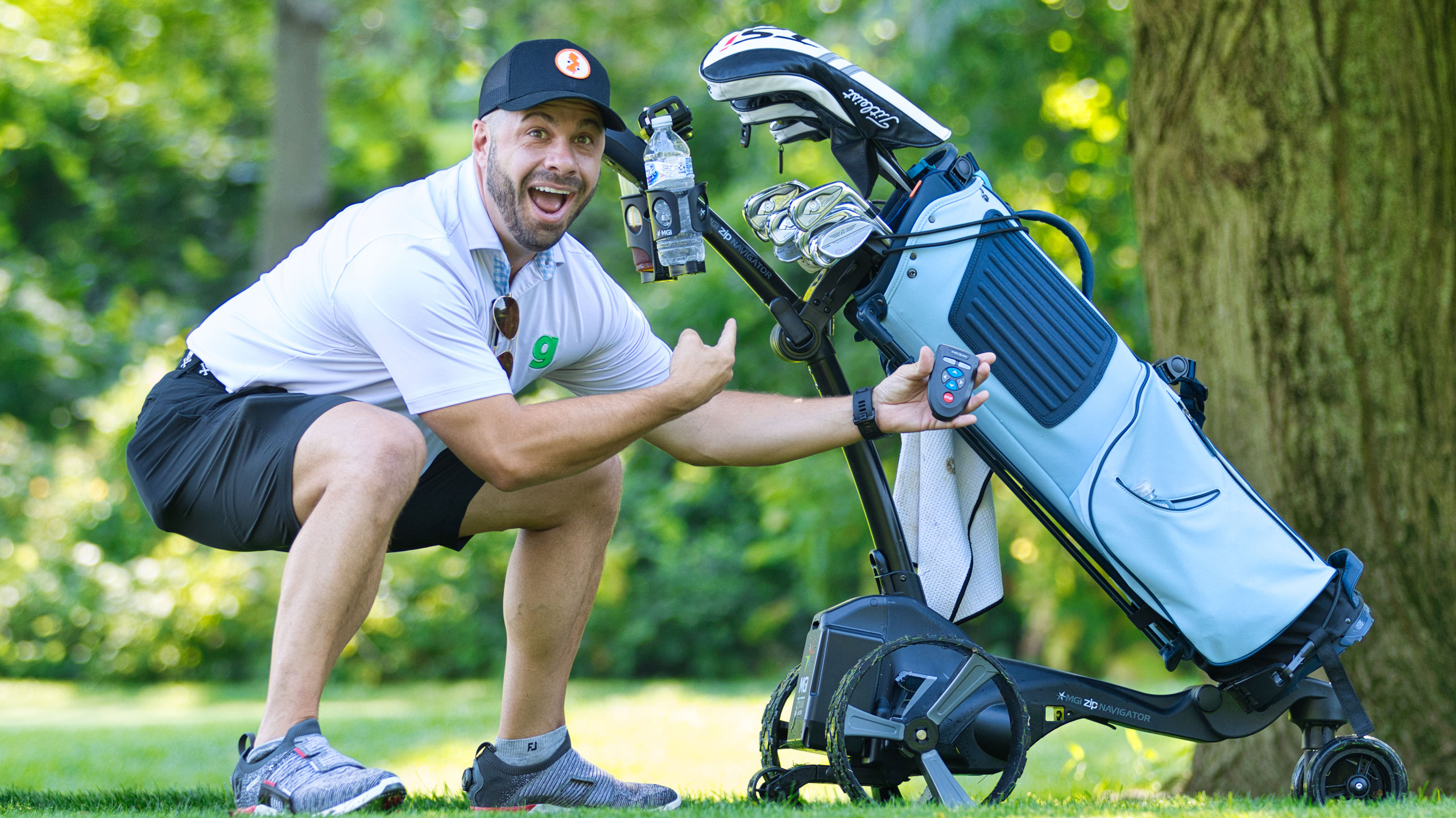 Golficity MGI Zip Navigator Giveaway worth $1500 Giveaway Image